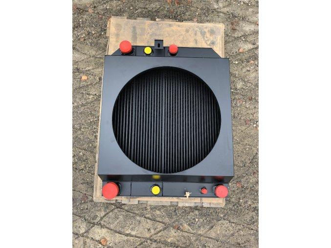 chladič kombinovaný voda/olej/vzduch Hydrema 906