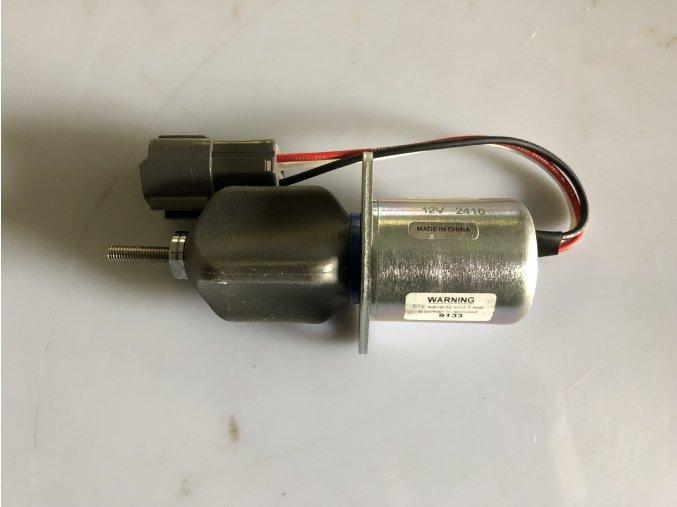 stop ventil - solenoid 0752015 Yanmar