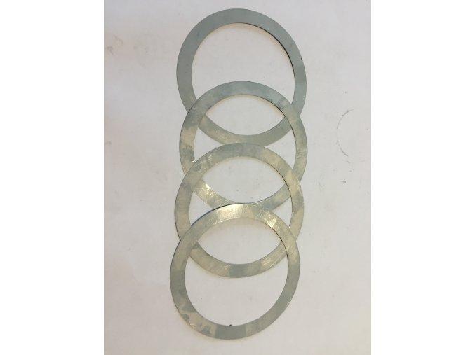 Kroužek vymezovací 533-0-34-09-095-1 (03131) 90x0,5 mm
