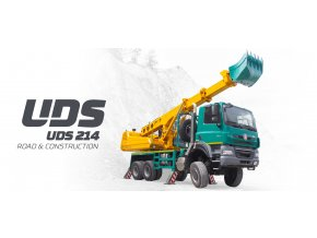 UDS 214construction head