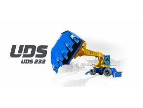 UDS 232 head