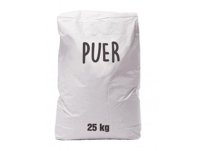 puer belici prasek pap pytel 25 kg 07110 0001 bile samo w