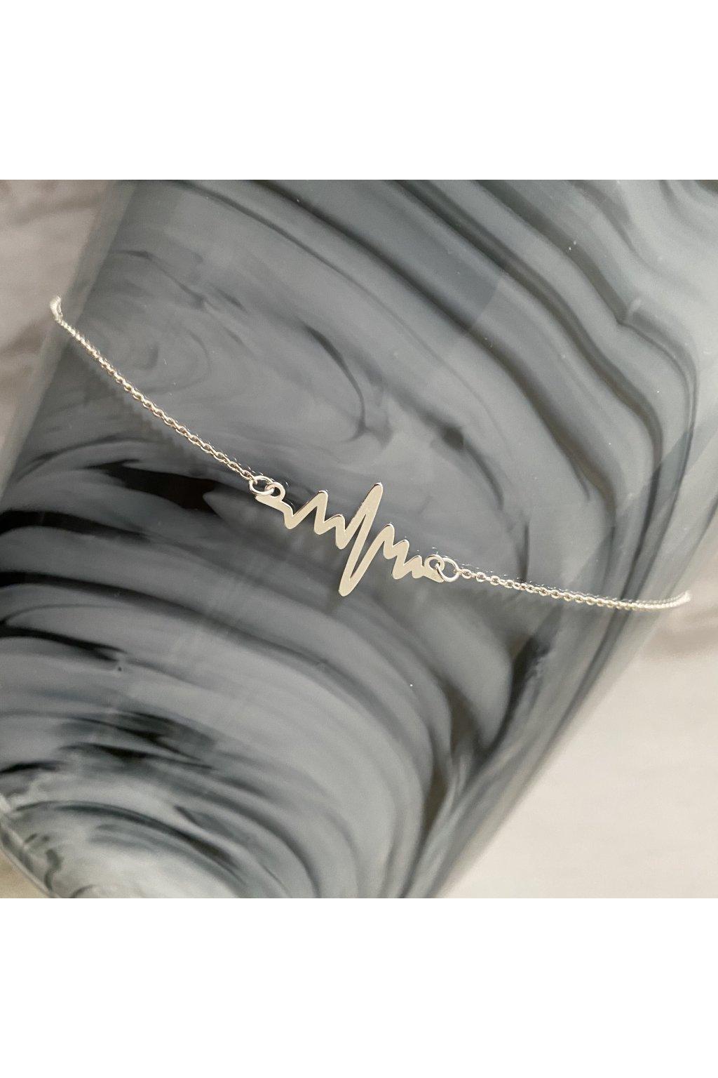 náhrdelník Heartbeat