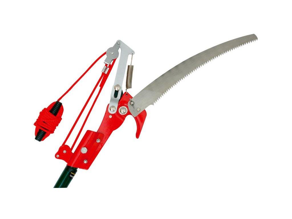 Housenice kovová s teleskopickou tyčí, 240 cm