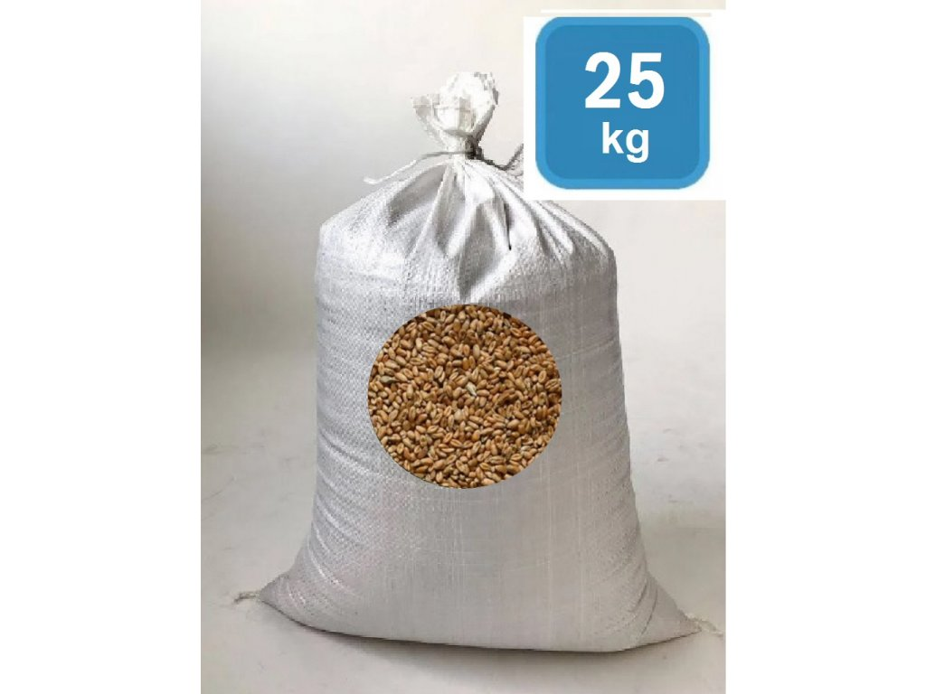 pšenice 25kg