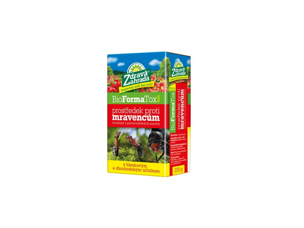 Bioformatox Plus 200g/ZDR