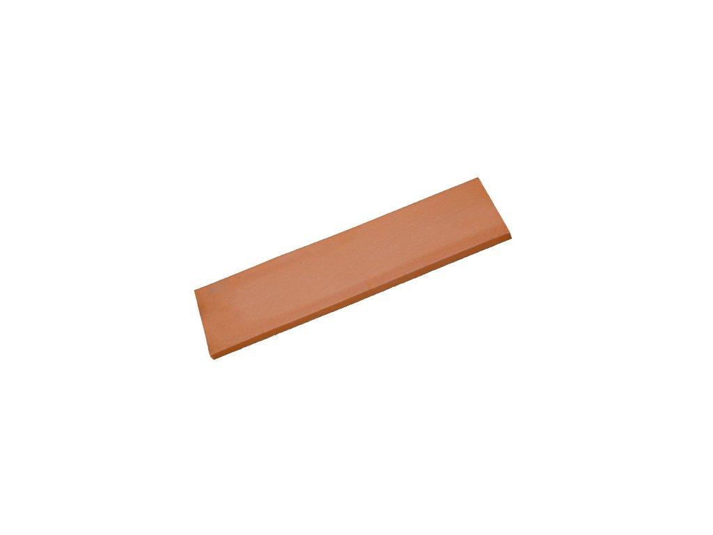 Cihla HELUZ - cihelný pásek 25  250/65/15    52ks/m2 (bal=1m2)