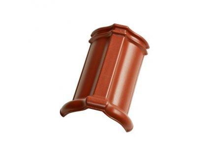 Hřebenáč drážkový č.2 engoba červená HRANICE (120/pal)