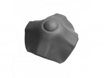 Hřebenáč rozdělovací  X  č.2 - eng.černá HRANICE