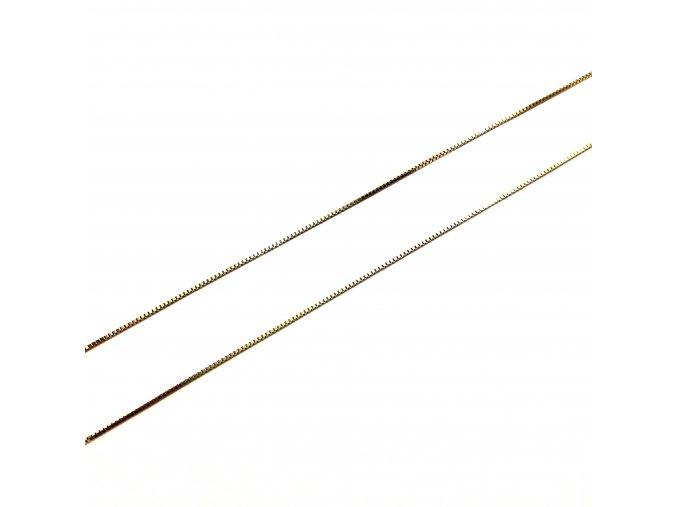 Zlatý řetízek 177-245-4