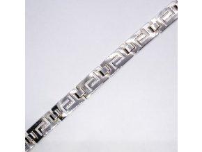 Stříbrný náramek 2-41