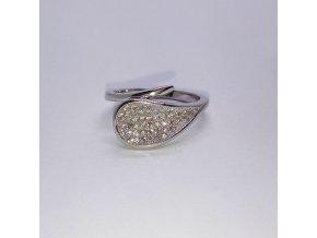 Stříbrný prsten 1-72