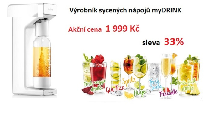 Tescoma My Drink Sodastream