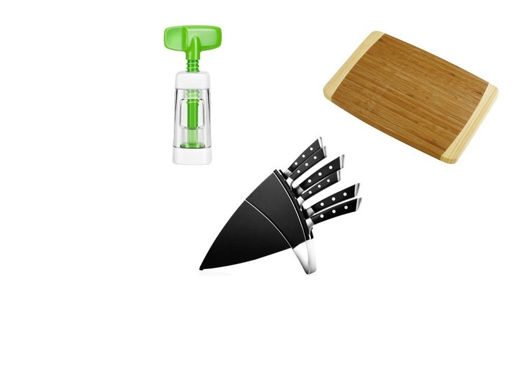 Kuchyňské nářadí a pomůcky