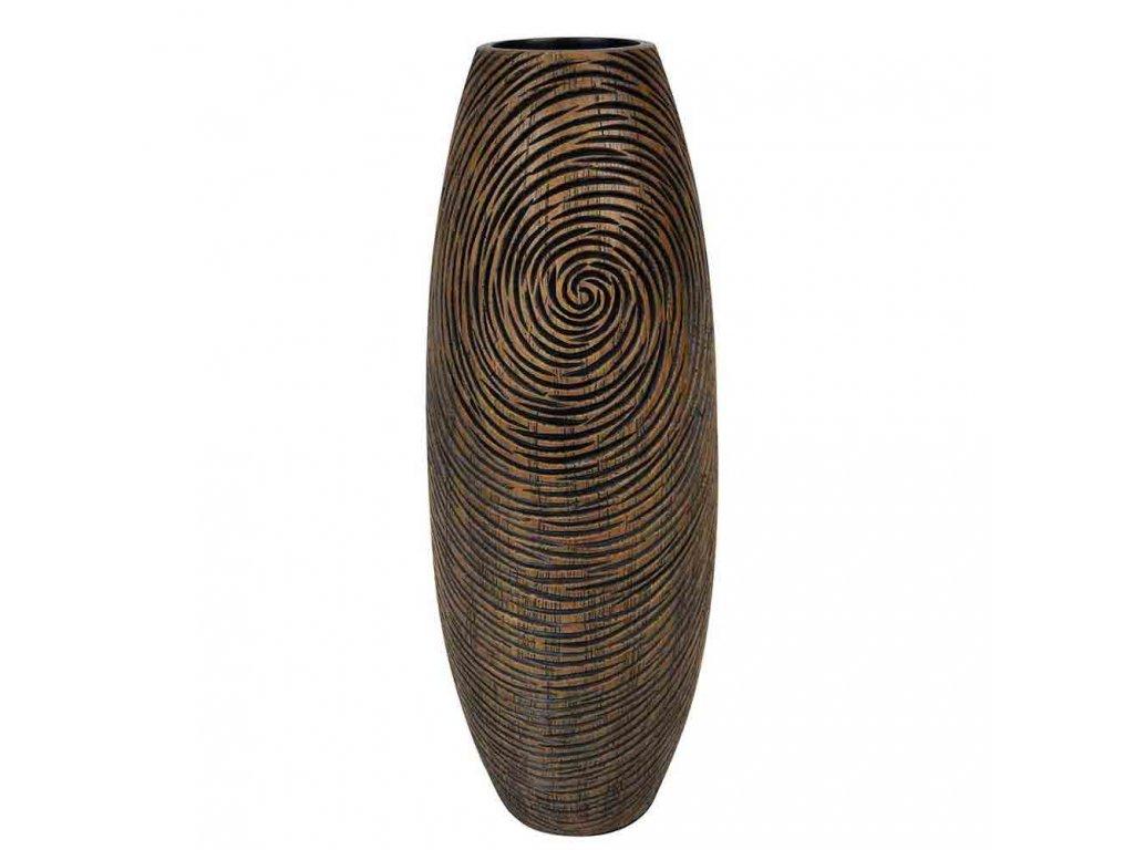 Polyresinová váza Cegal 45 cm