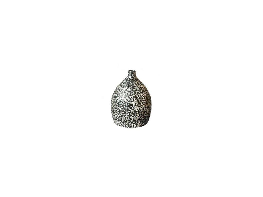 Lexus Dark - keramická váza 24 cm
