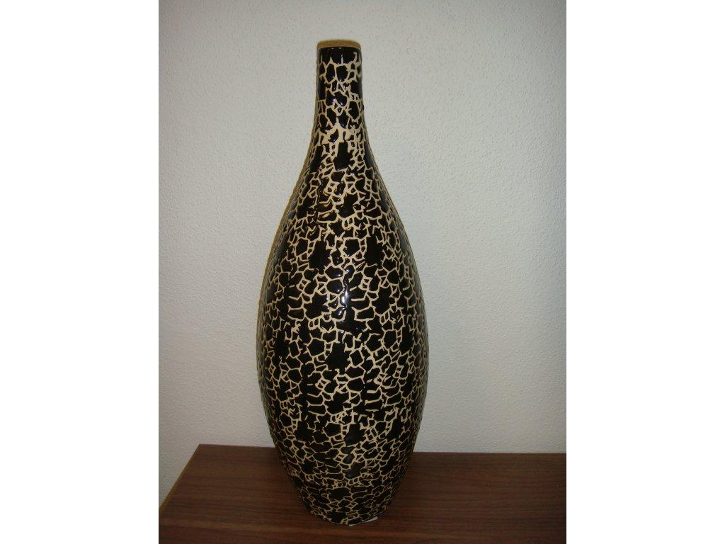 Lexus Dark - keramická váza 40 cm