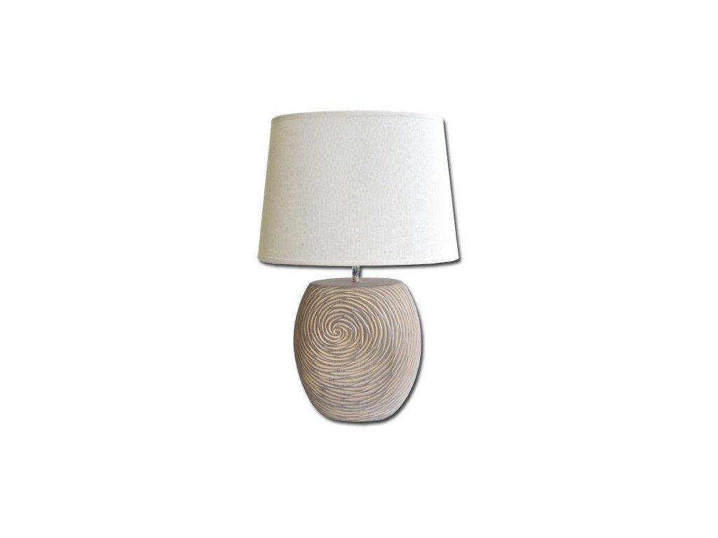 Stolní polyresinová lampa Stardeco LA128PR