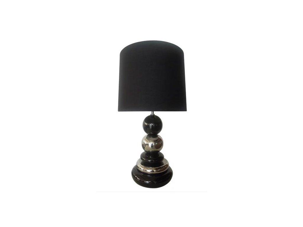 Stolní lampa Stardeco Black Space