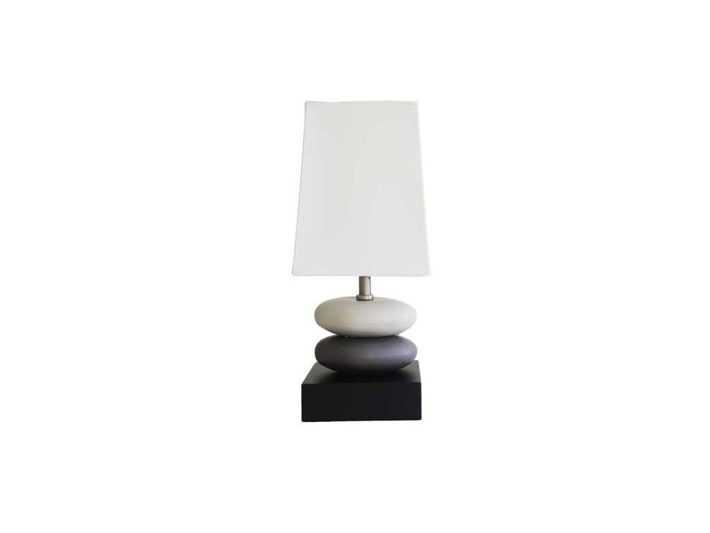 Stolní lampa Stardeco Double Stone