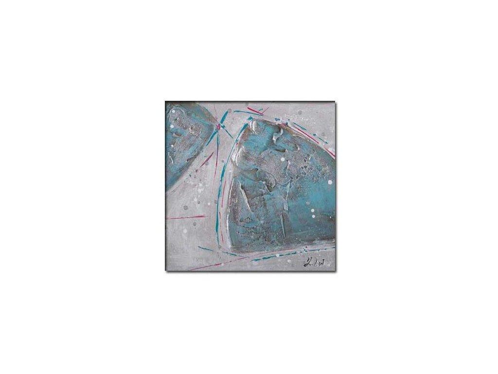 Obraz Stardeco Turquois C 30x30