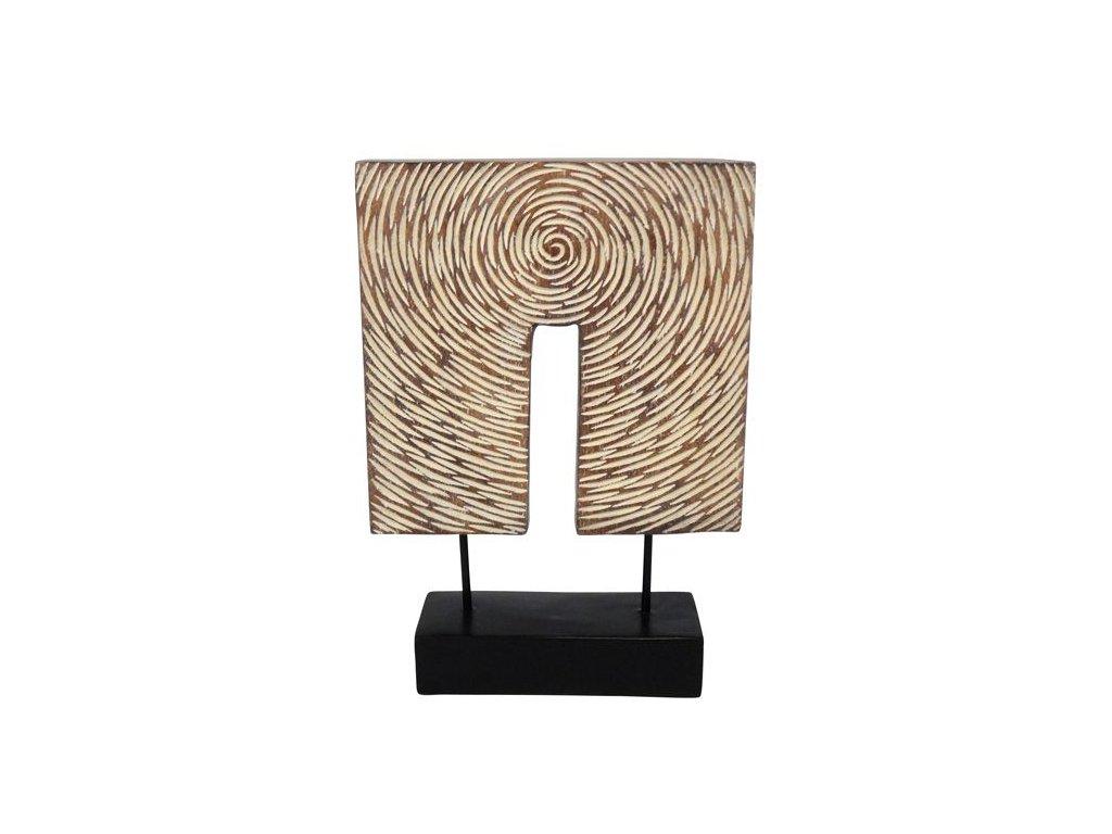 Polyresinová dekorace Stardeco Sculp