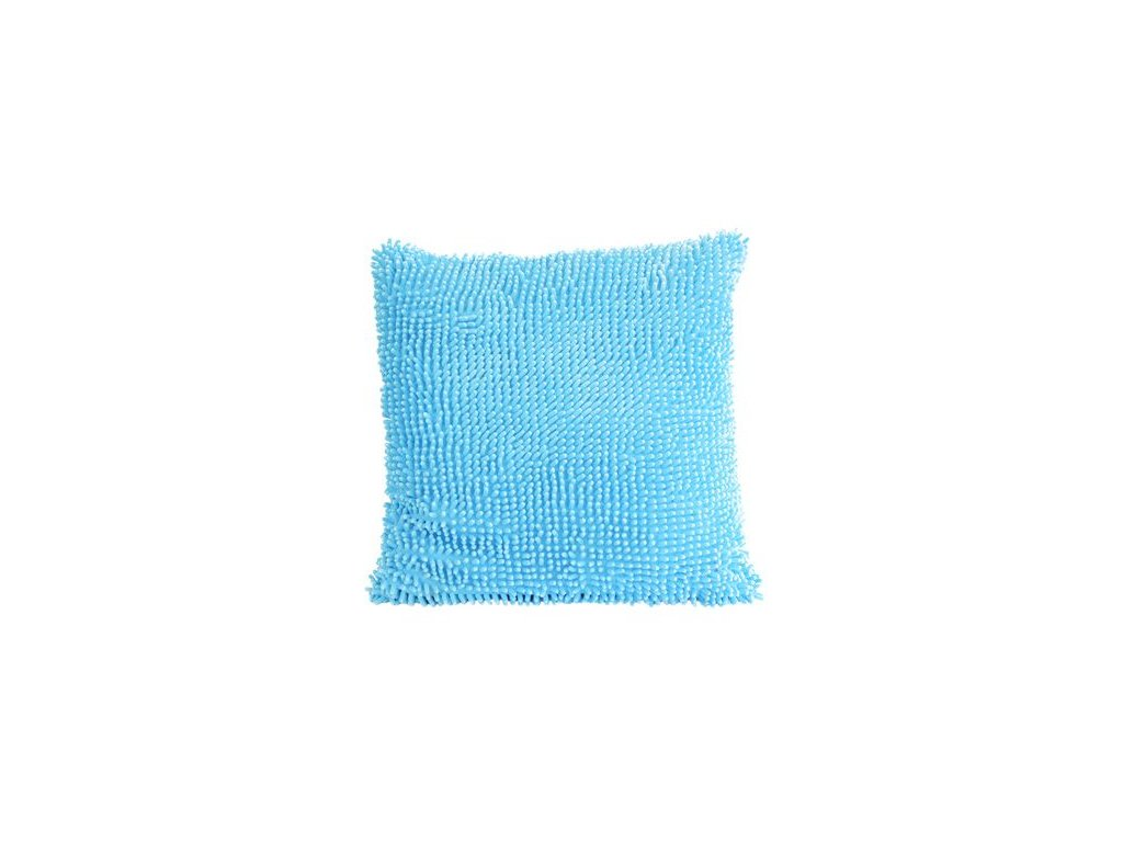 Dekorativní polštář Stardeco Cushion 82 světlemodrý