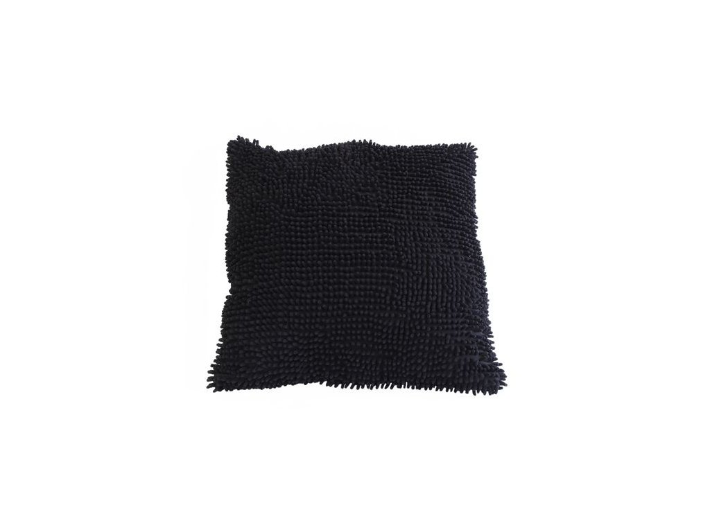 Dekorativní polštář Stardeco Cushion 89 černý