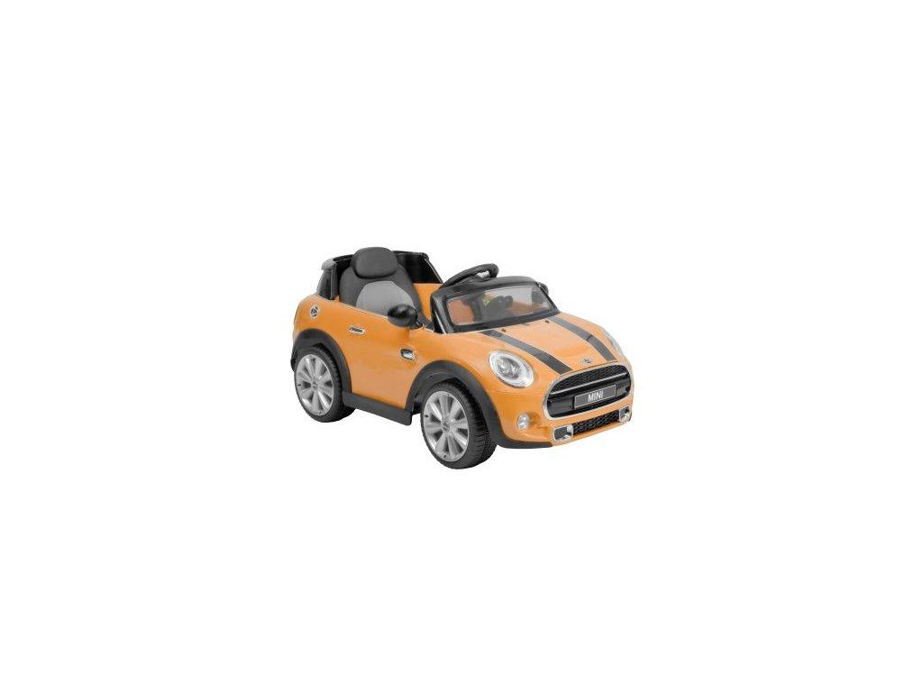 Dětské autíčko MINI HATCH - YELLOW