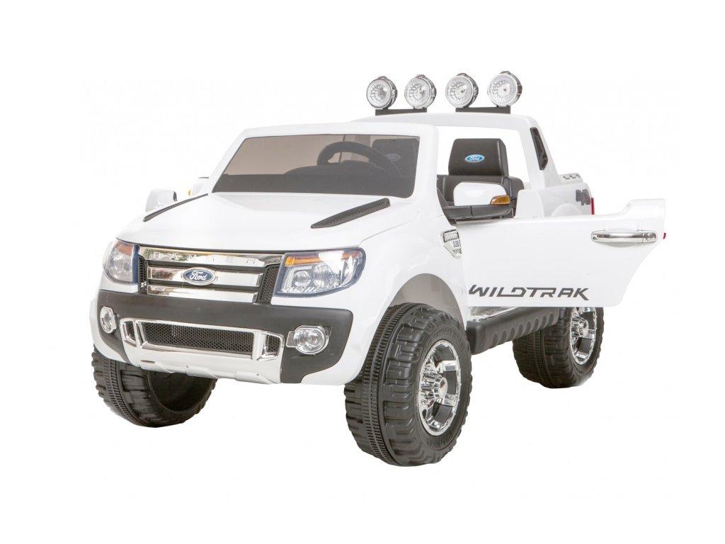 Dětské autíčko Ford Ranger - white