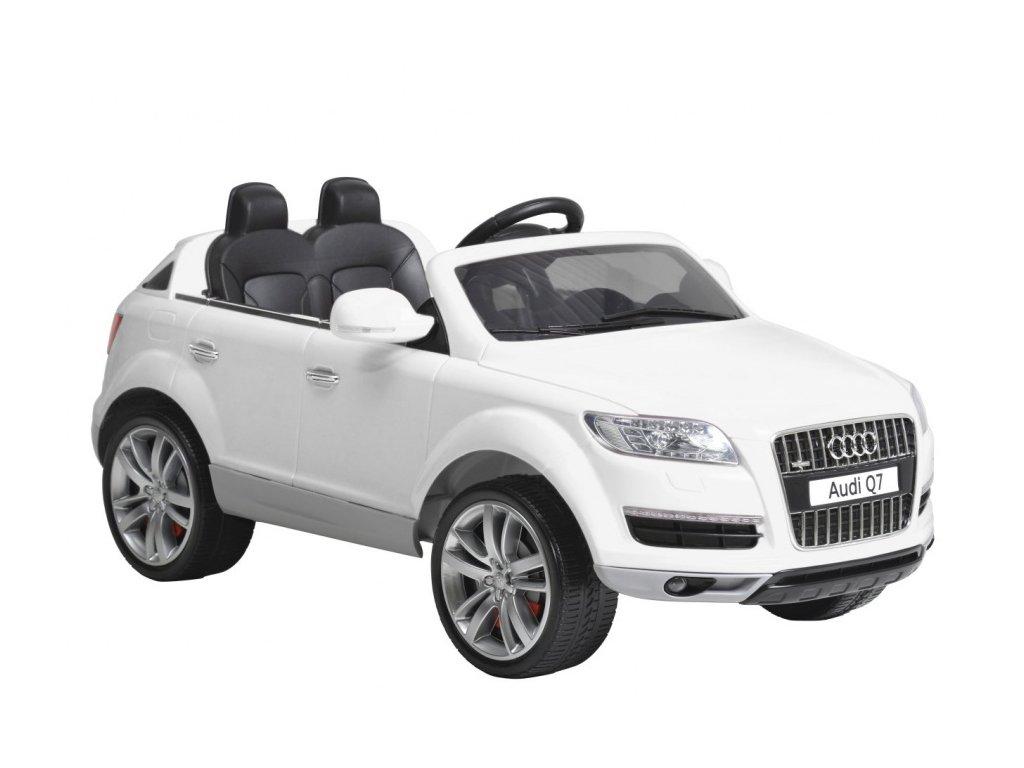 Dětské autíčko AUDI Q7 AU716 - WHITE