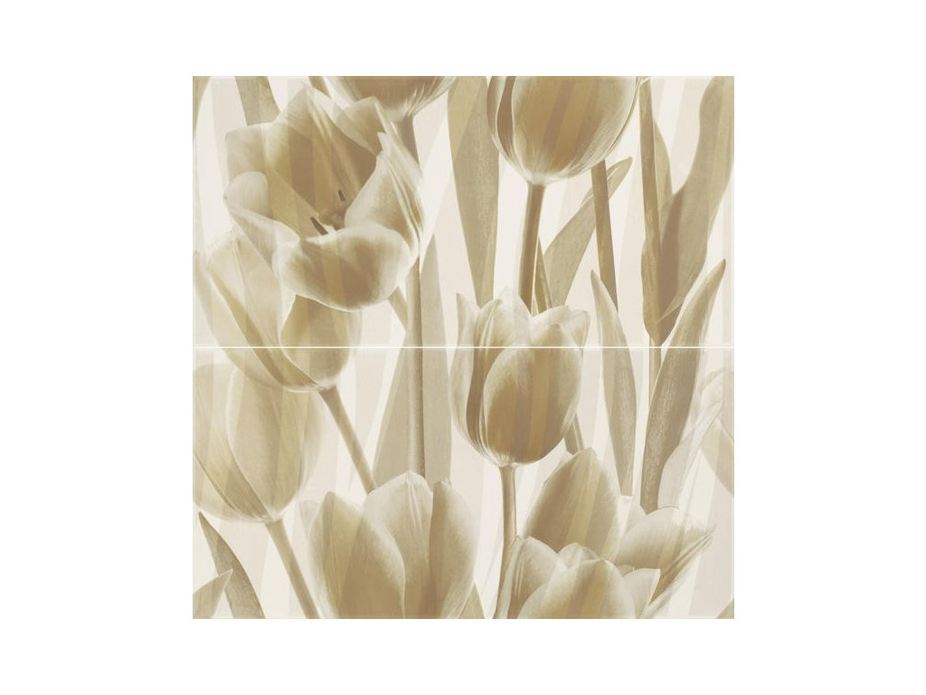 135292 15458 dekorace coraline panel tulipany 30x60x2 1