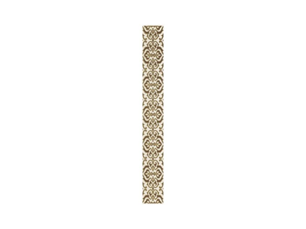 135294 15456 dekorace coraline brown listela classic 7x60 1