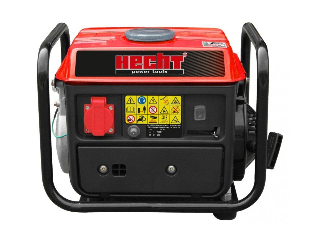 Benzínový generátor HECHT GG 950