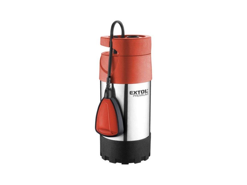 Ponorné čerpadlo Extol Premium SPF 1000 G4- 8895008