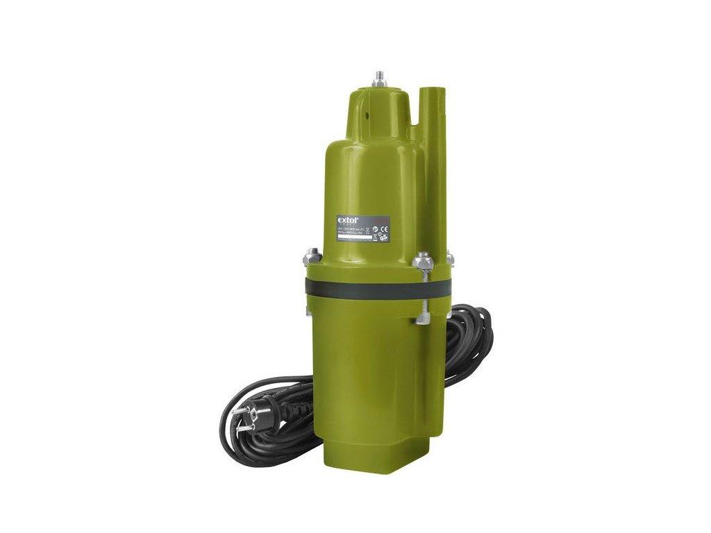 Ponorné čerpadlo Extol Craft 600 W 414176