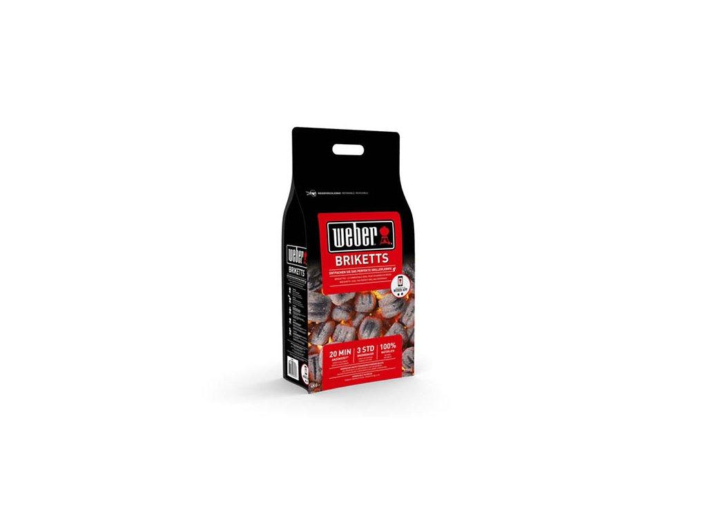 Weber grilovací brikety 4kg