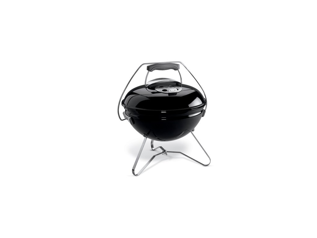 Gril Weber Smokey Joe Premium 37 cm, černý