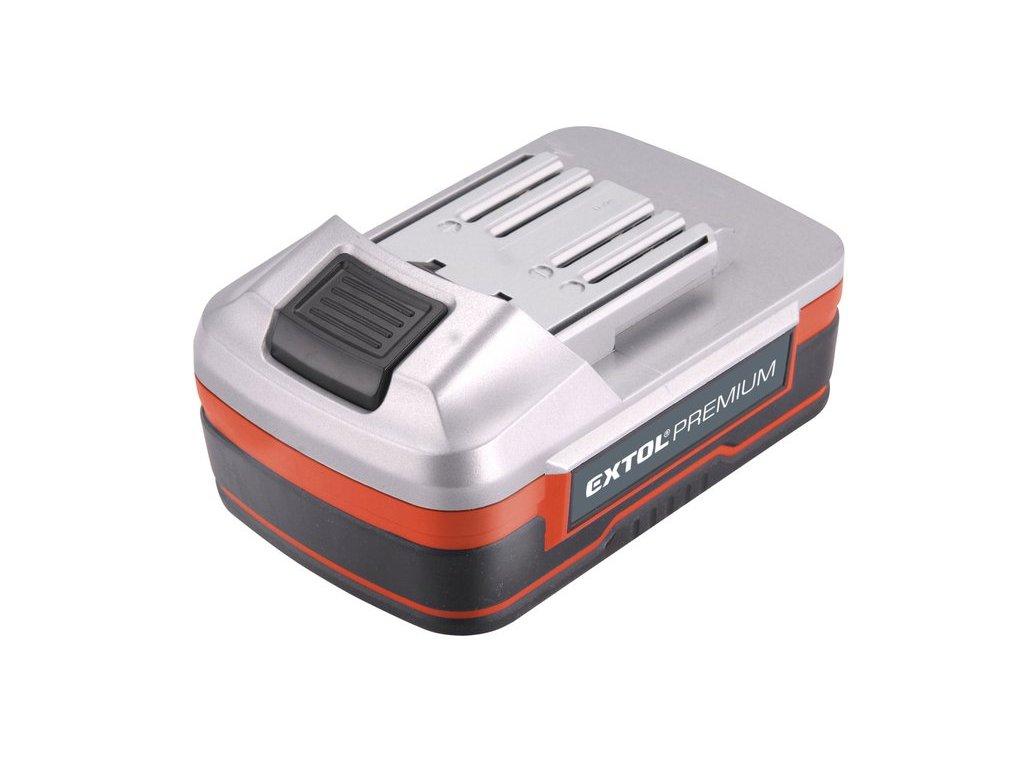 Baterie akumulátorová 18V, Li-ion, 1500mAh - 8891110B