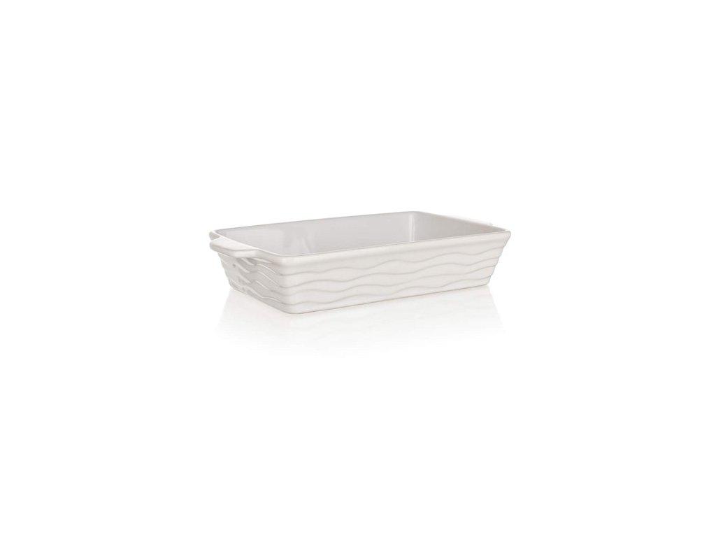 BANQUET Forma zapékací obdélníková CULINARIA White 30 x 17 cm
