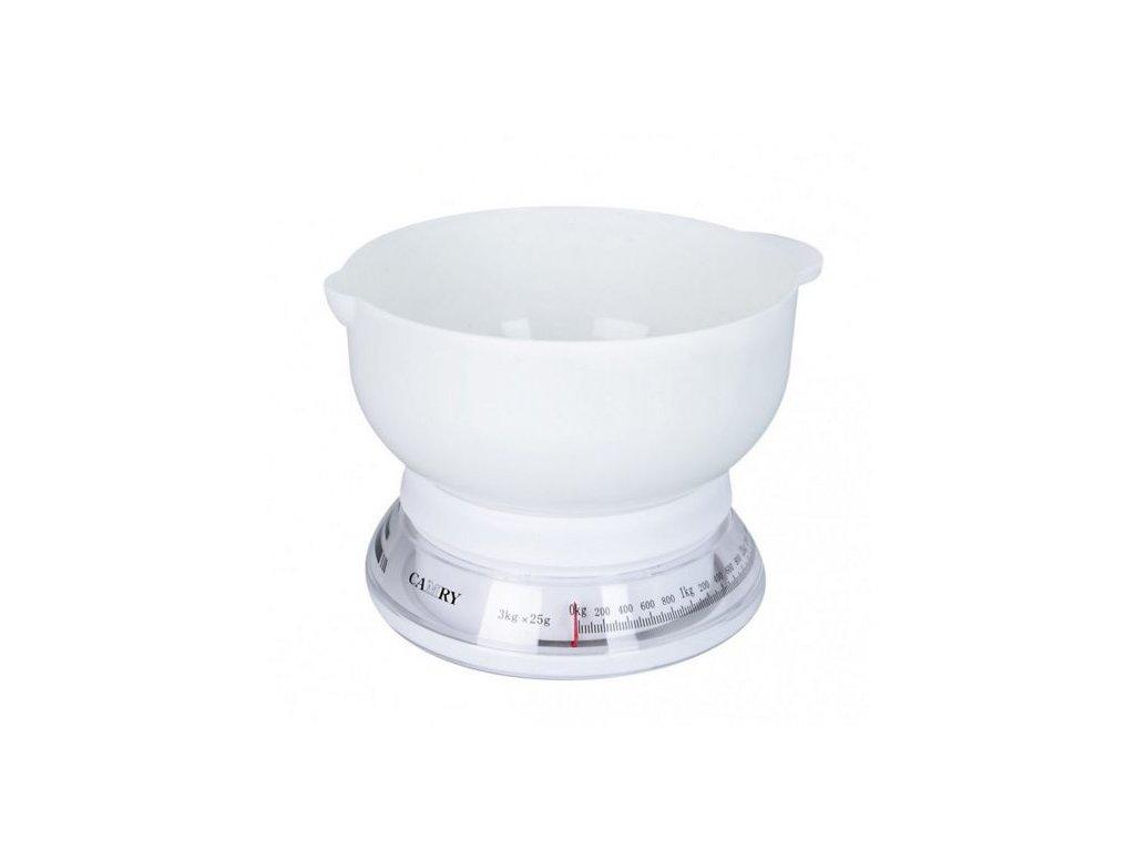 Mechanická kuchyňská váha Orion Round 3 kg