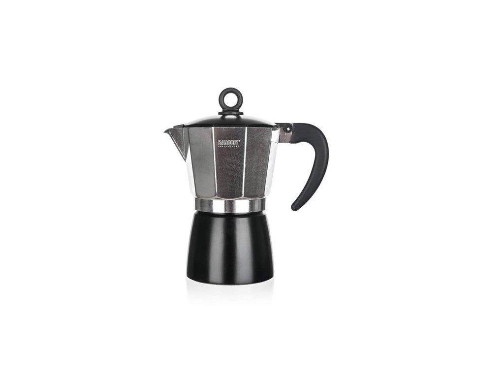 BANQUET Kávovar NOIRA 3 šálky
