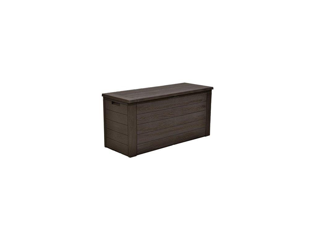 Box na podsedáky WOODY, 120 x 45 x 58 cm