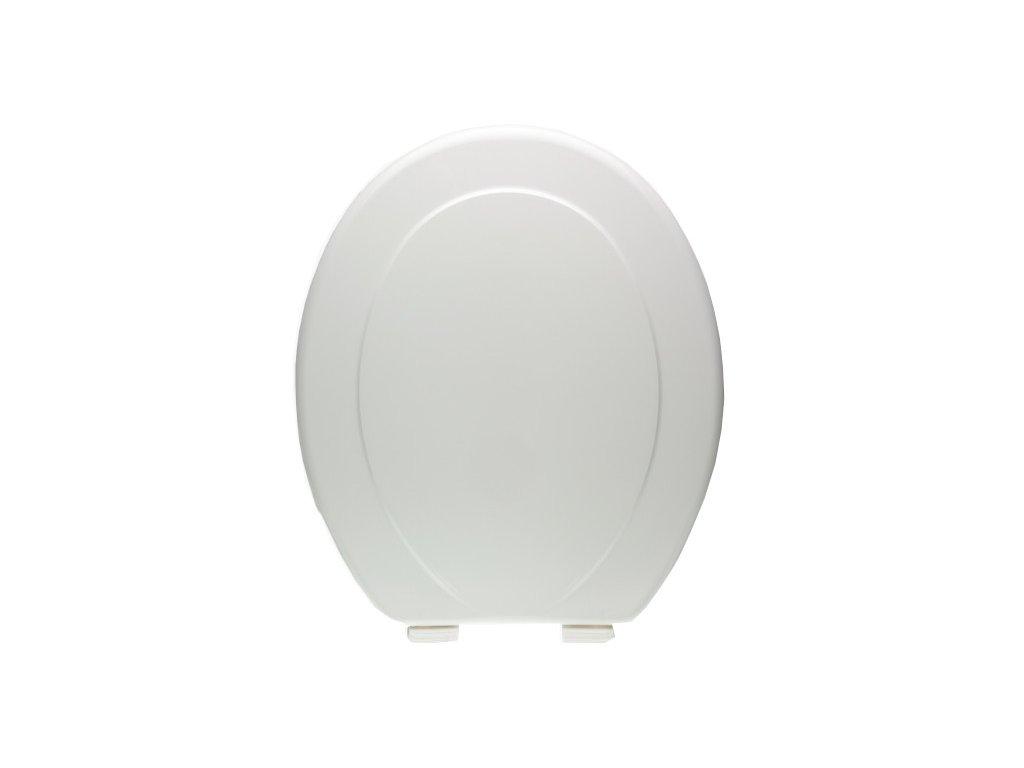 WC sedátko Multi thermoplast bílé