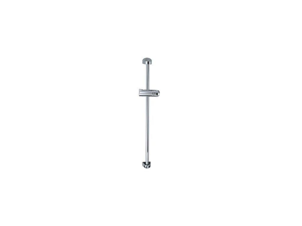 Posuvný držák sprchy chrom - Rail 1 Novaservis