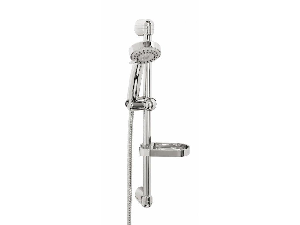 Sprchová souprava, chrom KIT869 - Novaservis