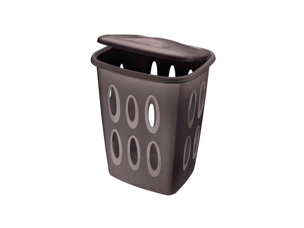 Plastový koš na špinavé prádlo 45 l