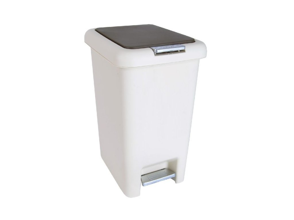 Plastový odpadkový koš Orion Dust 30 l