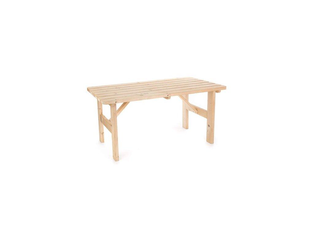 HAPPY GREEN Stůl zahradní ROŽMBERK 150 x 75 x 68 cm