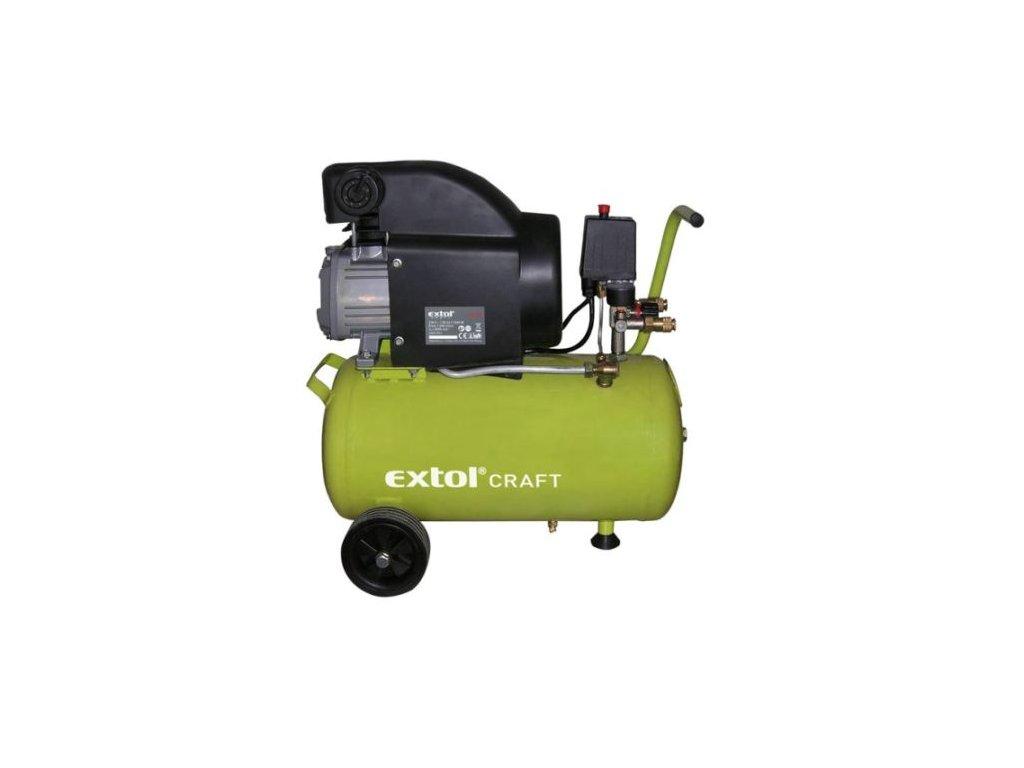 Olejový kompresor Extol Craft 1500W 418200
